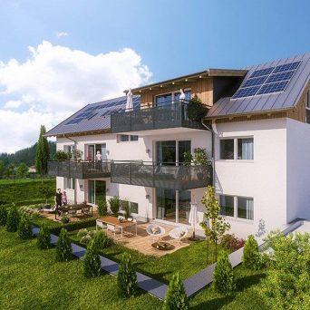 Hallwang: Exklusive Eigentumswohnungen in Traumlage