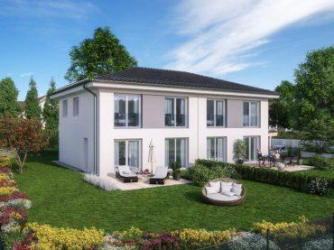 Straßwalchen-Irrsdorf: Exklusive Doppelhäuser in Traumlage